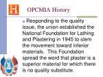 opcmia history24