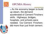 opcmia history25