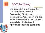 opcmia history27