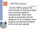 opcmia history6