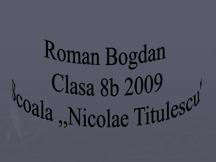 Roman Bogdan