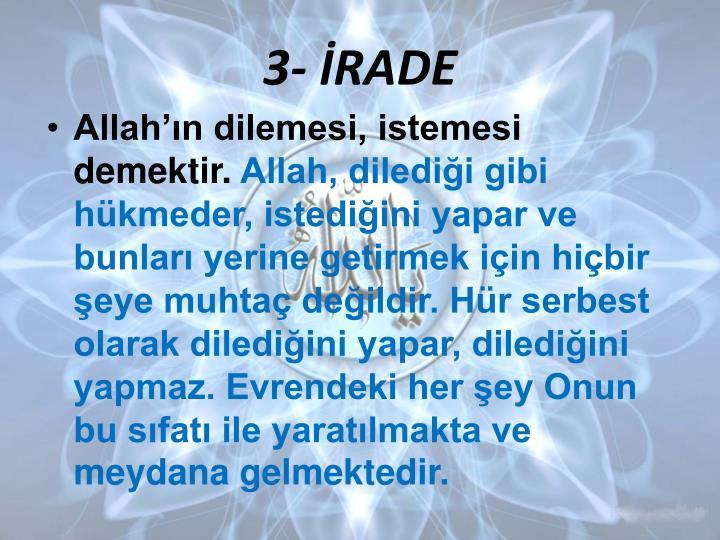 3- RADE