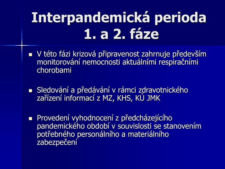 Interpandemická perioda