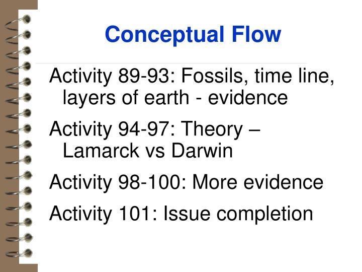 Conceptual Flow