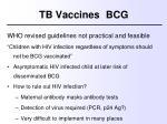 tb vaccines bcg1
