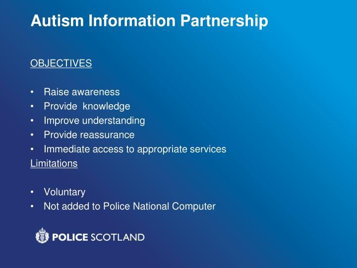 Autism Information Partnership