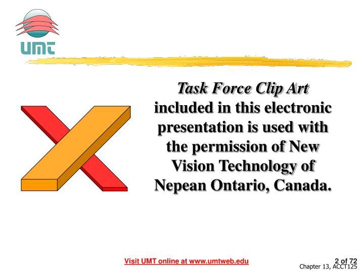 Task Force Clip Art