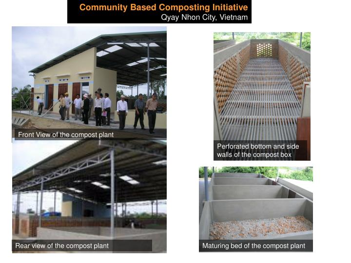 Community Based Composting Initiative