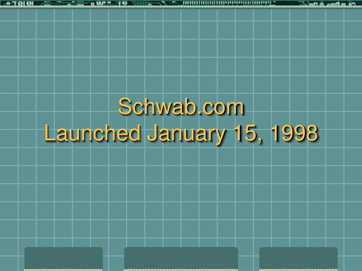 Schwab.com