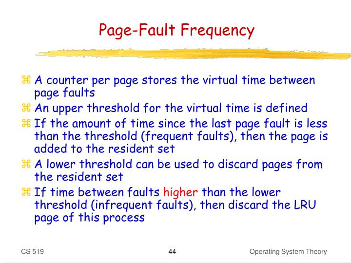 Frequency Counter Theory : Ppt cs lecture powerpoint presentation id