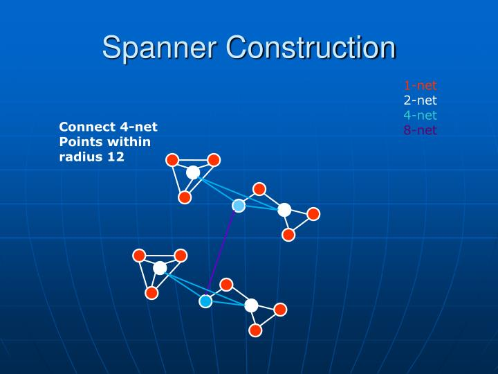 Spanner Construction