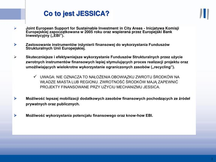 Co to jest jessica