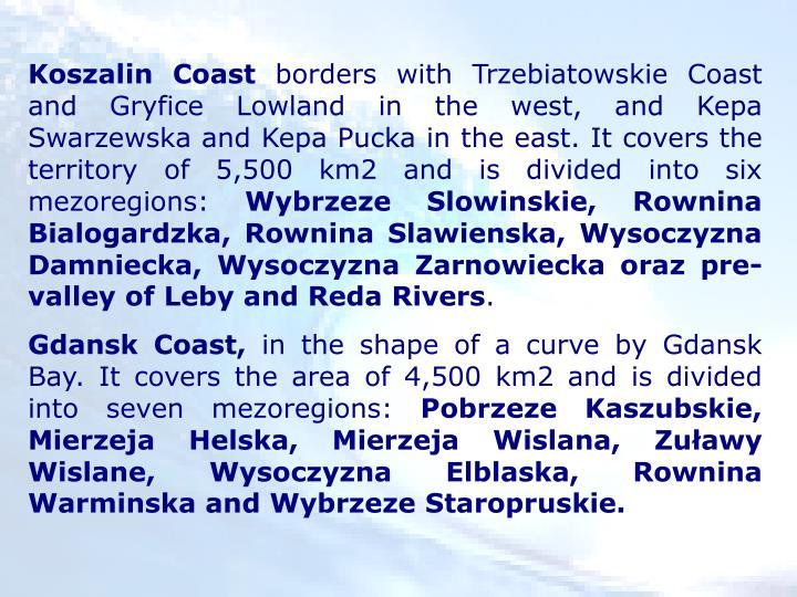 Koszalin Coast