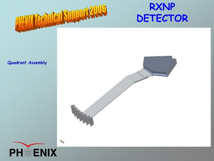 RXNP DETECTOR