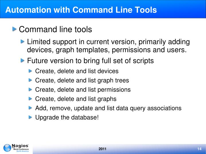 Automation with Command Line Tools