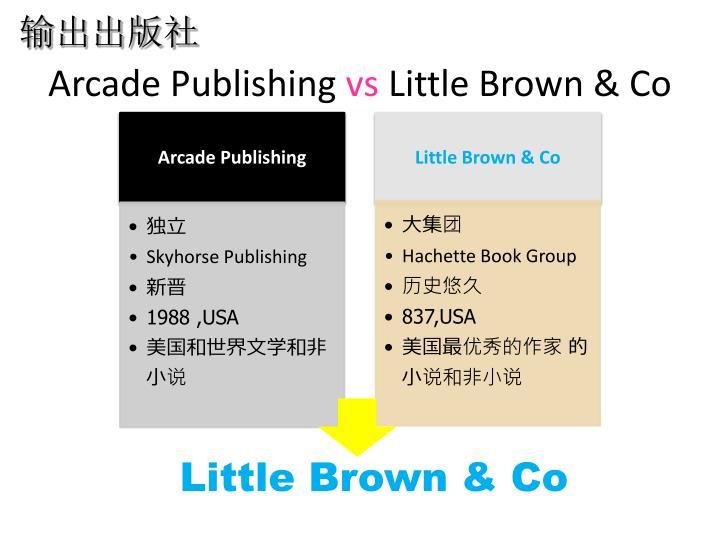 输出出版社