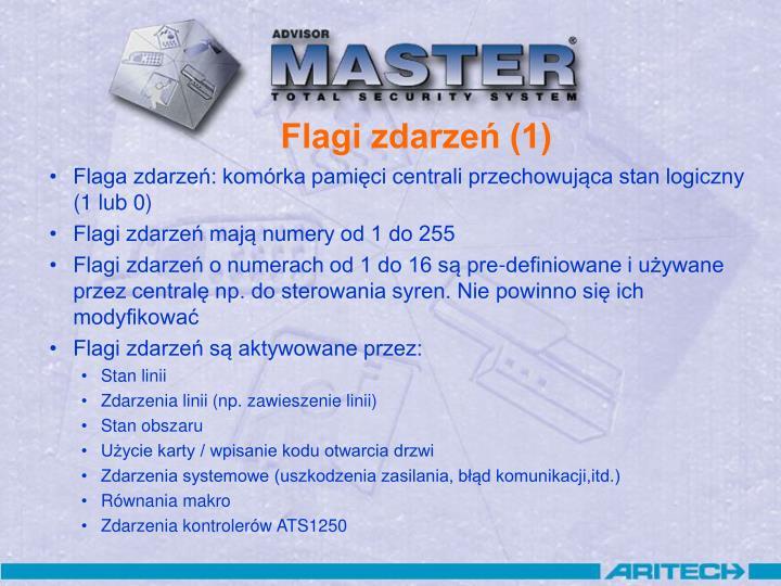 Flagi zdarzeń (1)