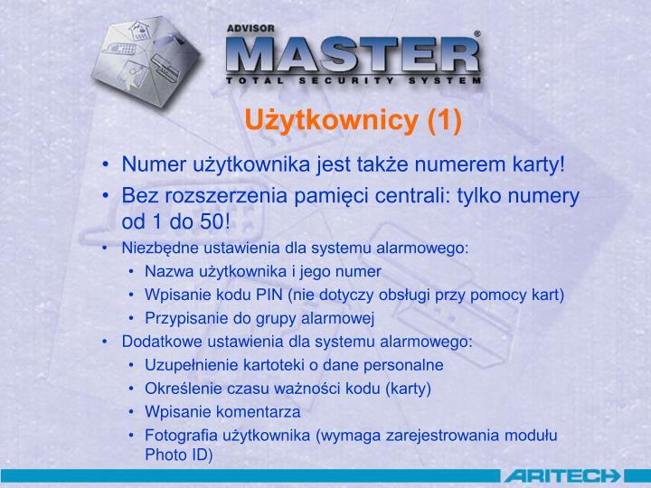 Użytkownicy (1)