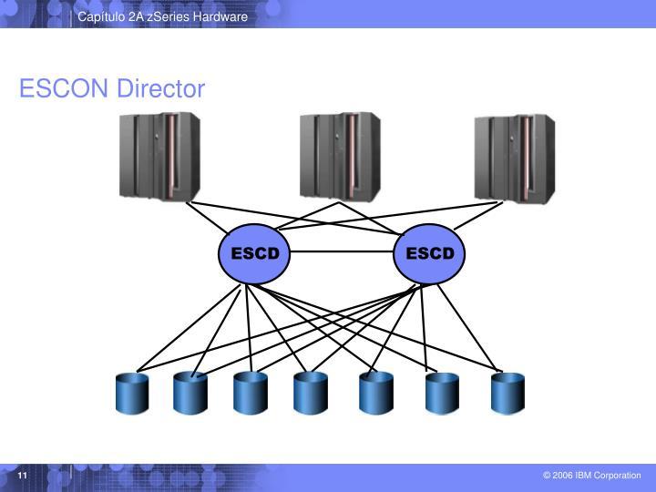 ESCON Director