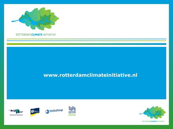 www.rotterdamclimateinitiative.nl