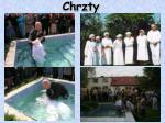 chrzty