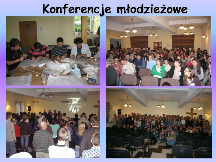 Konferencje młodzieżowe
