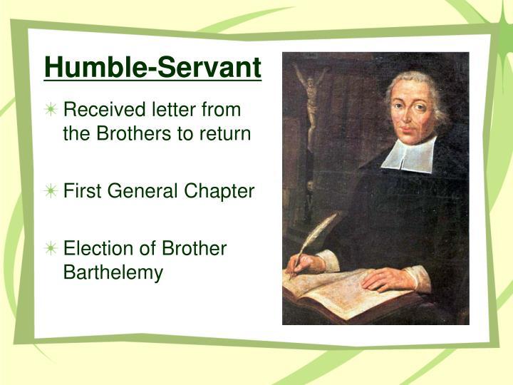 Humble-Servant