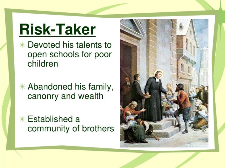 Risk-Taker