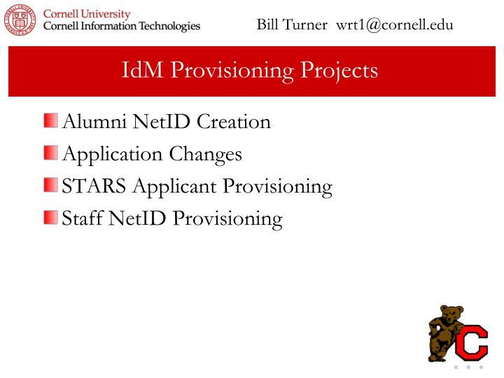 Bill Turner  wrt1@cornell.edu