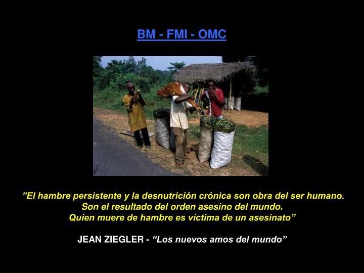 BM - FMI - OMC