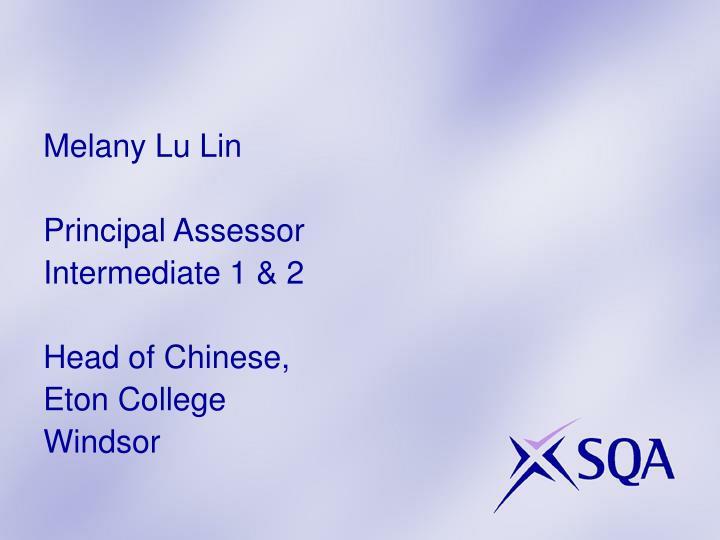 Melany Lu Lin