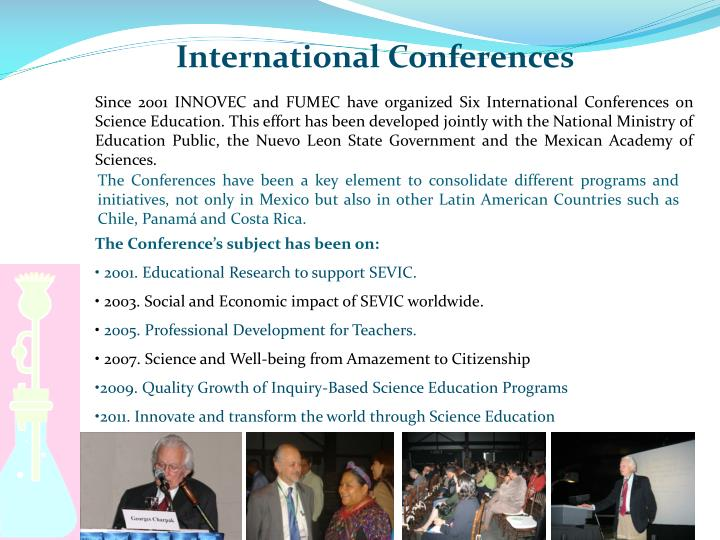 International Conferences