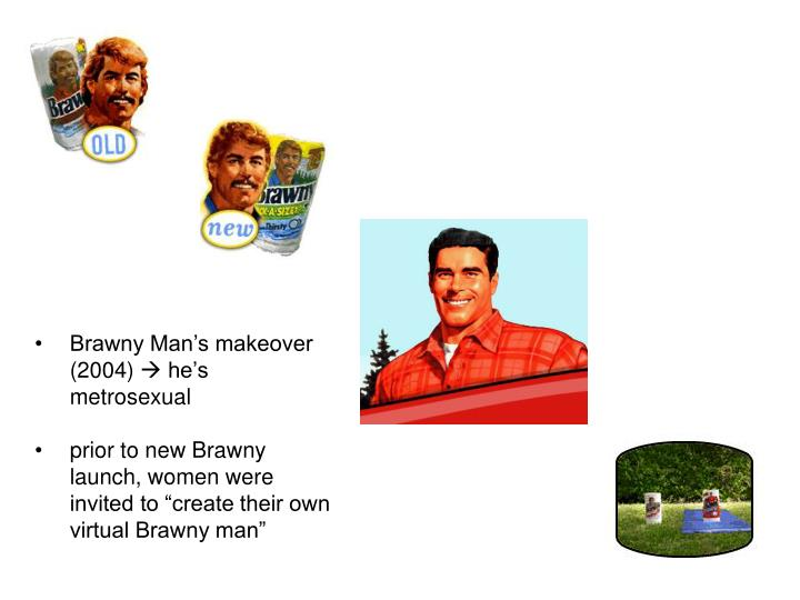 Brawny Man's makeover (2004)