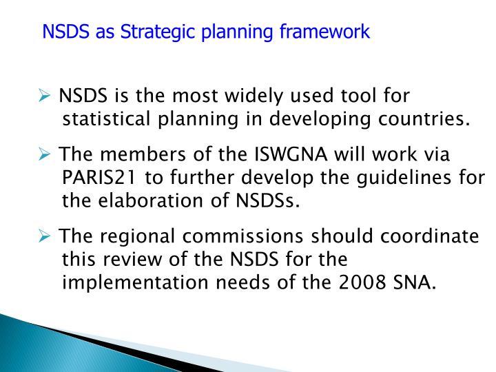 NSDS as