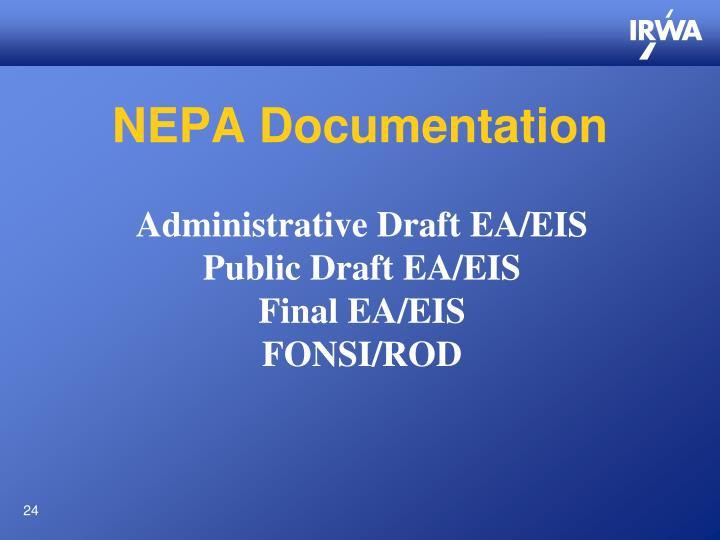 NEPA Documentation