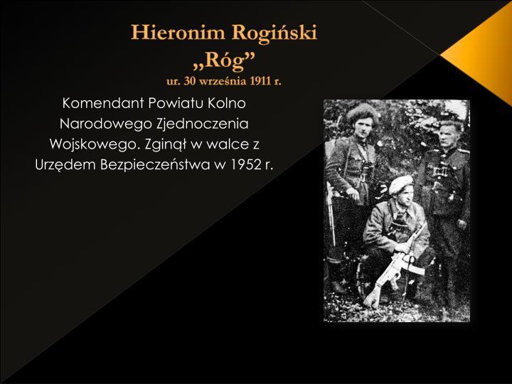 Hieronim Rogiński