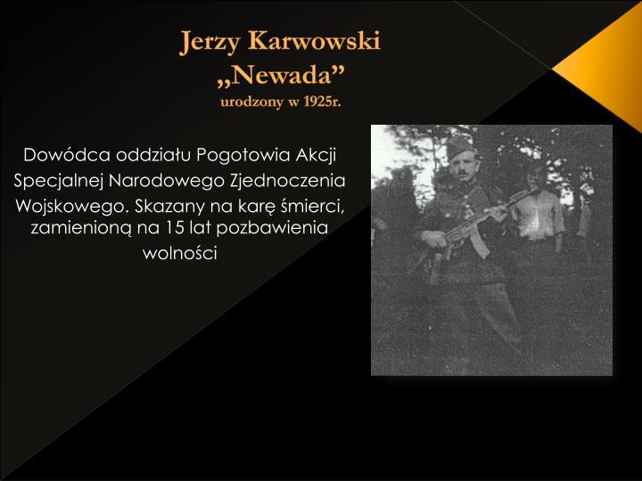 Jerzy Karwowski