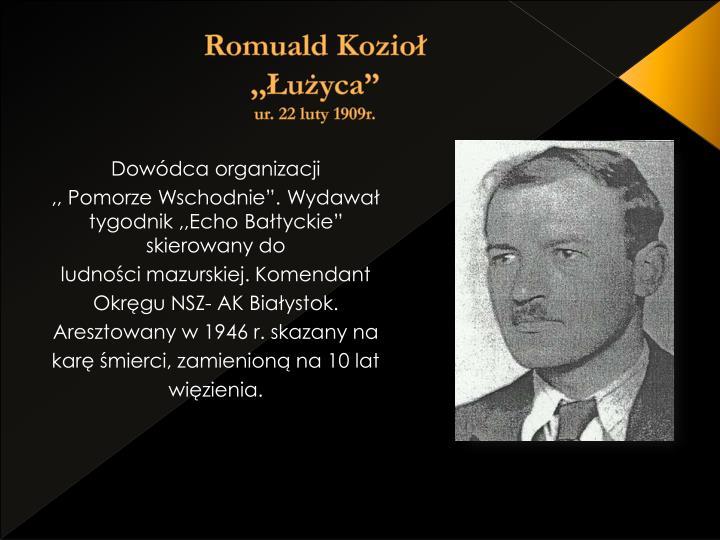 Romuald Kozioł
