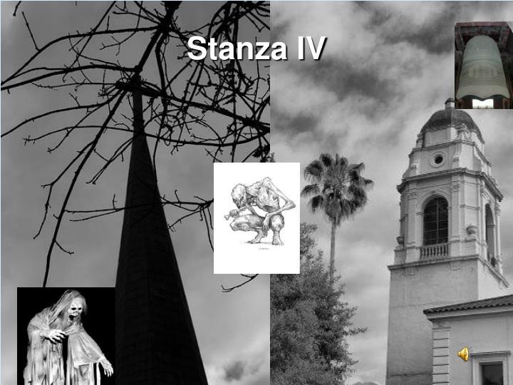 Stanza IV