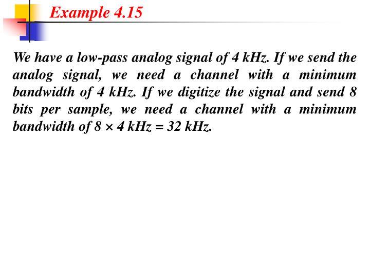 Example 4.15