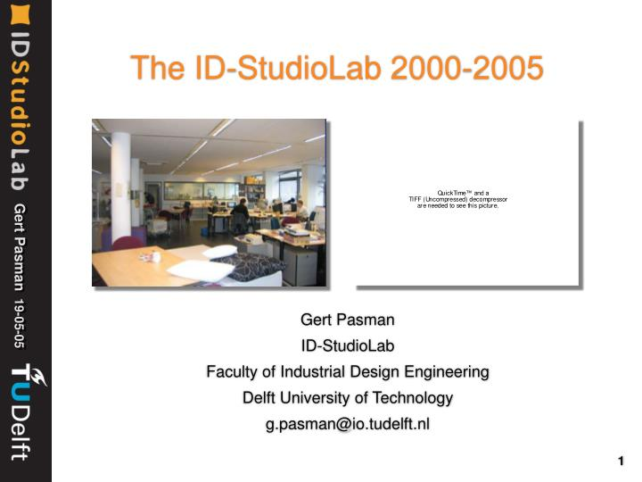 The id studiolab 2000 2005
