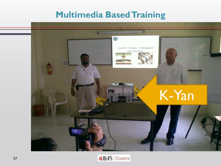 Multimedia Based Training