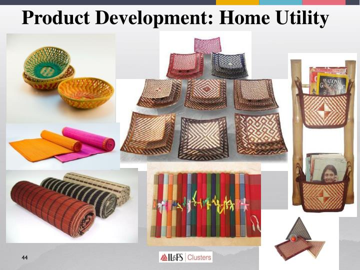 Product Development: Home Utility