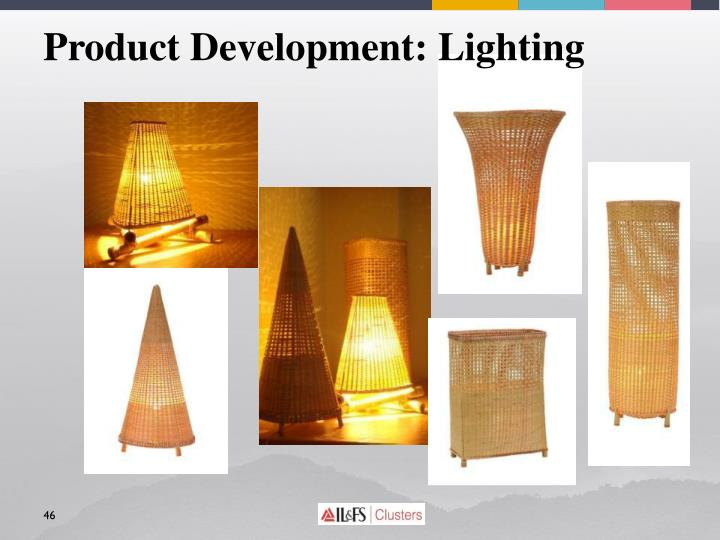 Product Development: Lighting