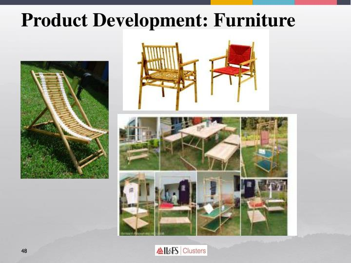 Product Development: Furniture