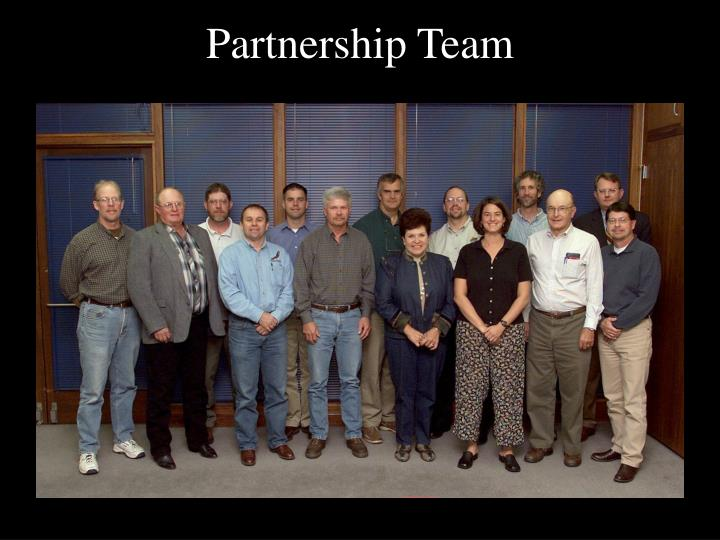 Partnership Team