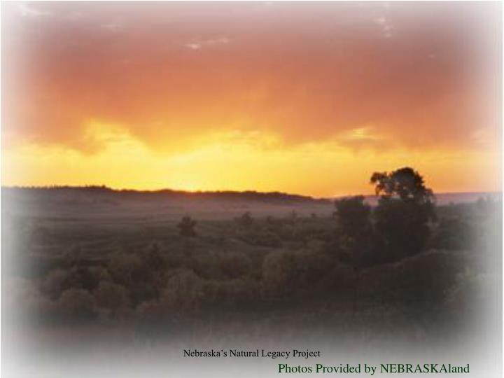 Nebraska's Natural Legacy Project