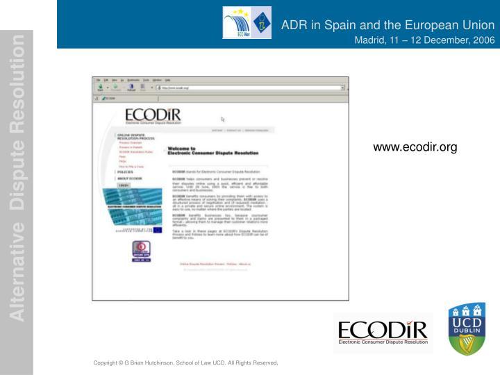 www.ecodir.org