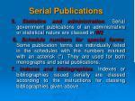 serial publications2