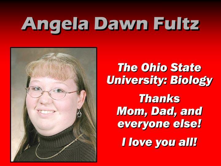 Angela Dawn Fultz